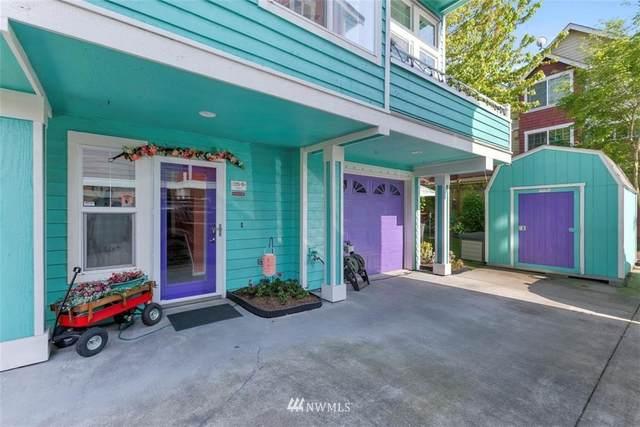 315 NW 55th Street B, Seattle, WA 98107 (#1771157) :: Better Properties Lacey