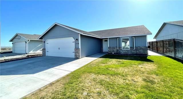 538 L Street SE, Ephrata, WA 98823 (MLS #1771251) :: Community Real Estate Group