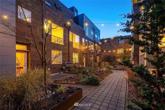 605 Malden Avenue E A, Seattle, WA 98112 (#1771259) :: Better Properties Lacey