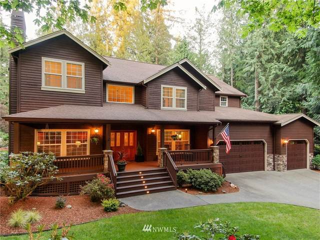 13252 NE Teem Loop Road, Bainbridge Island, WA 98110 (#1771263) :: My Puget Sound Homes