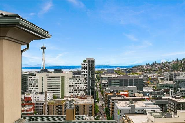 311 E Republican Street #800, Seattle, WA 98102 (#1771294) :: McAuley Homes