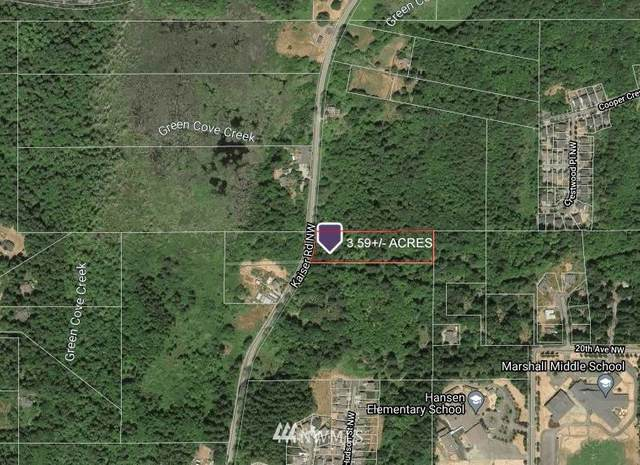 0 Kaiser Road NW, Olympia, WA 98502 (#1771299) :: Simmi Real Estate