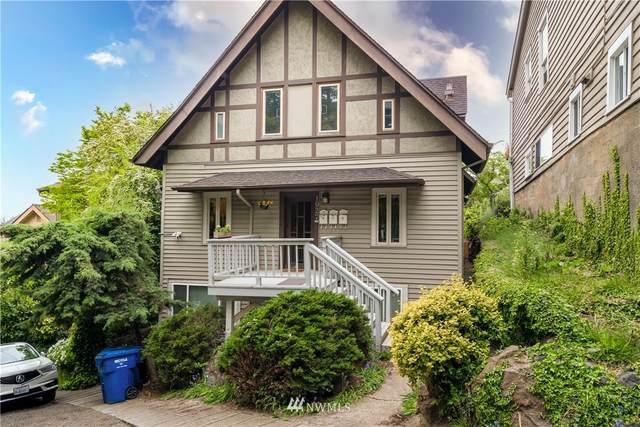 1927 Franklin Place E, Seattle, WA 98102 (#1771319) :: Icon Real Estate Group