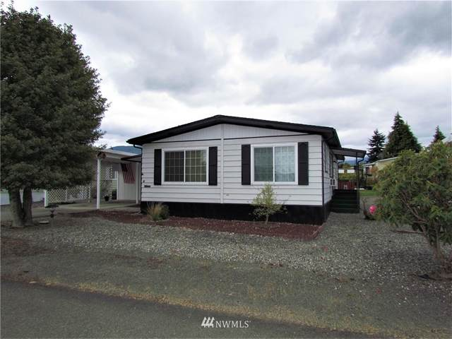 21 Juniper Mobile Estates, Sequim, WA 98382 (MLS #1771337) :: Community Real Estate Group