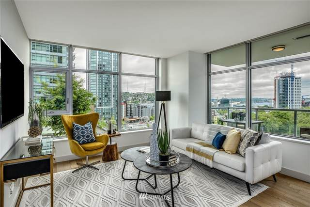 588 Bell Street 1002S, Seattle, WA 98121 (#1771443) :: Lucas Pinto Real Estate Group