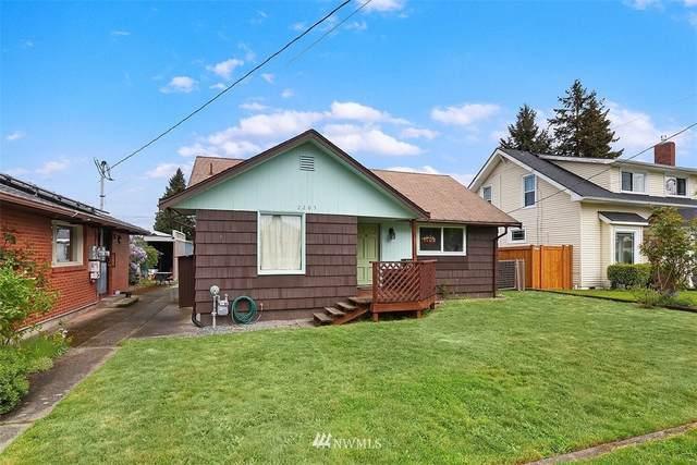 2205 Columbia Avenue, Everett, WA 98203 (#1771469) :: McAuley Homes
