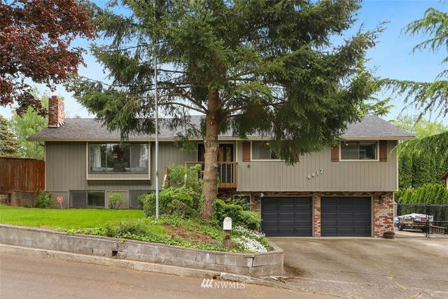 4417 NE 26th Court, Vancouver, WA 98663 (#1771490) :: The Kendra Todd Group at Keller Williams