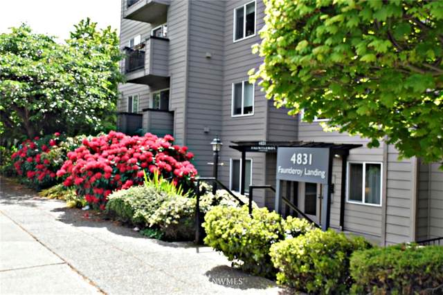 4381 Fauntleroy Way SW #102, Seattle, WA 98116 (#1771515) :: Engel & Völkers Federal Way