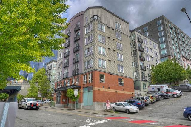 108 5th Avenue S #611, Seattle, WA 98104 (#1771516) :: The Kendra Todd Group at Keller Williams