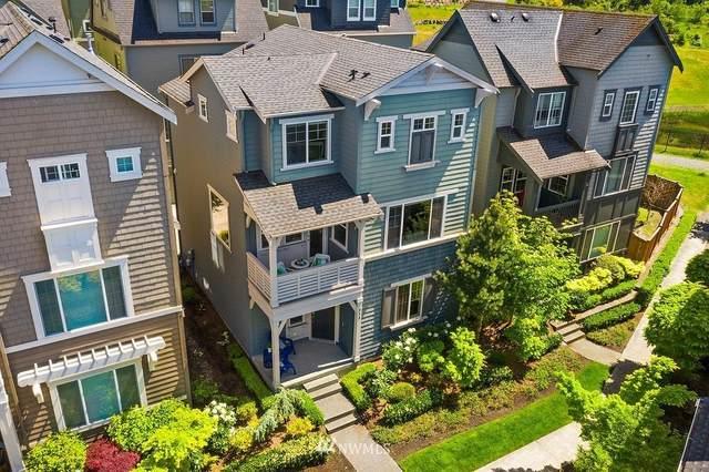313 NE Denny Way, Issaquah, WA 98029 (MLS #1771594) :: Community Real Estate Group