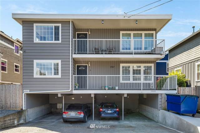 1767 NW 58th Street #6, Seattle, WA 98107 (#1771598) :: The Snow Group