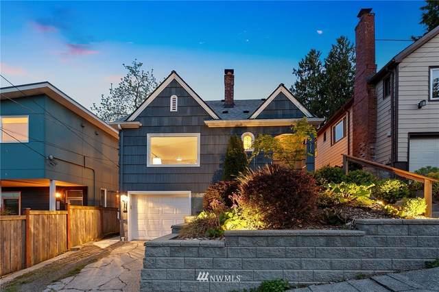 317 NE 56th Street, Seattle, WA 98105 (#1771620) :: Keller Williams Realty