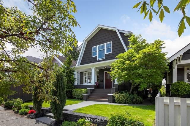 2417 1st Avenue W, Seattle, WA 98119 (#1771656) :: Costello Team