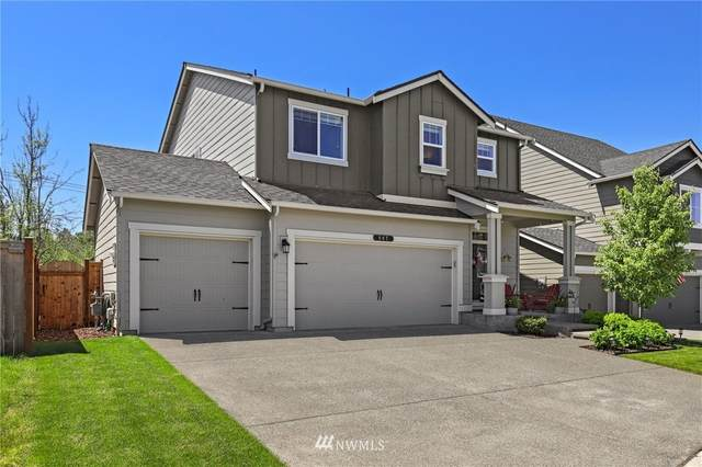 807 Louise Wise Avenue NW, Orting, WA 98360 (#1771677) :: Northwest Home Team Realty, LLC