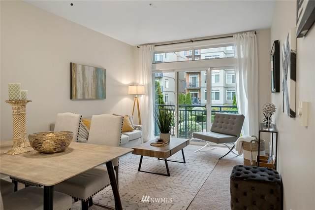 2415 2nd Avenue #428, Seattle, WA 98121 (#1771758) :: Lucas Pinto Real Estate Group