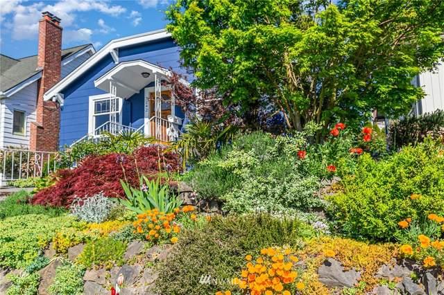 3242 15th Avenue S, Seattle, WA 98144 (#1771763) :: Front Street Realty