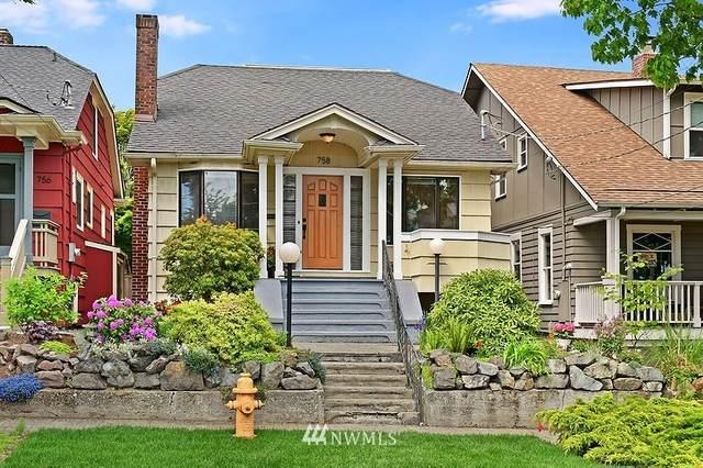 758 N 73rd Street, Seattle, WA 98103 (#1771944) :: Pickett Street Properties