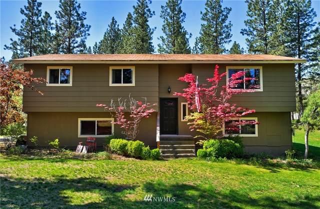 11 Ponderosa Drive, Tonasket, WA 98855 (#1771954) :: Mike & Sandi Nelson Real Estate