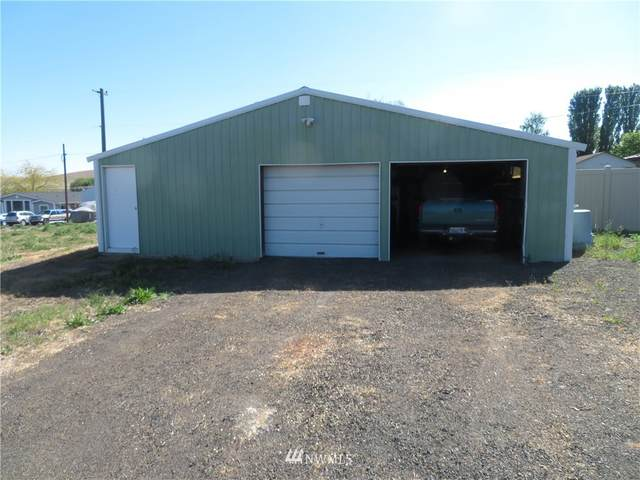 145 S Cedar Street, Washtucna, WA 99371 (#1772004) :: Northwest Home Team Realty, LLC