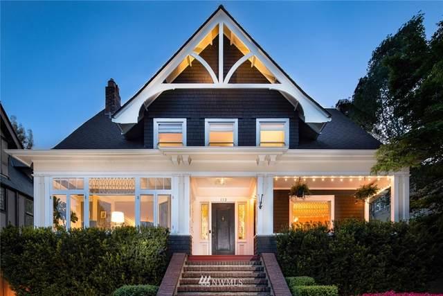 113 Madrona Place E, Seattle, WA 98112 (#1772014) :: McAuley Homes