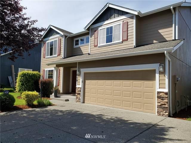 1119 180 Street E, Spanaway, WA 98387 (#1772081) :: Tribeca NW Real Estate