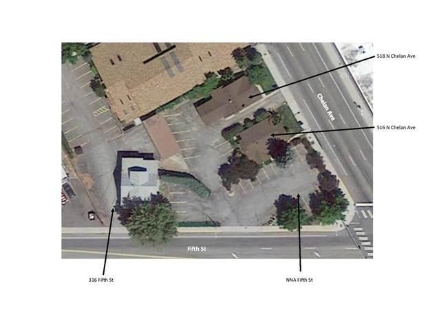 516 N Chelan Avenue, Wenatchee, WA 98801 (#1772100) :: The Snow Group