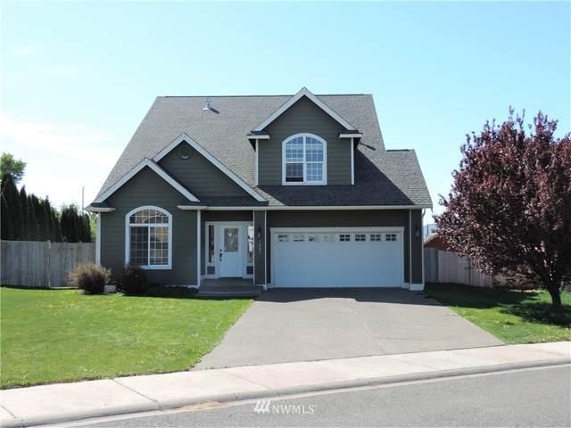 1802 W Clearview Drive, Ellensburg, WA 98926 (#1772134) :: Northwest Home Team Realty, LLC