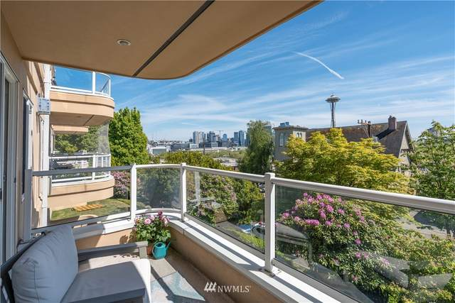 801 2nd Avenue N #201, Seattle, WA 98109 (#1772196) :: Front Street Realty
