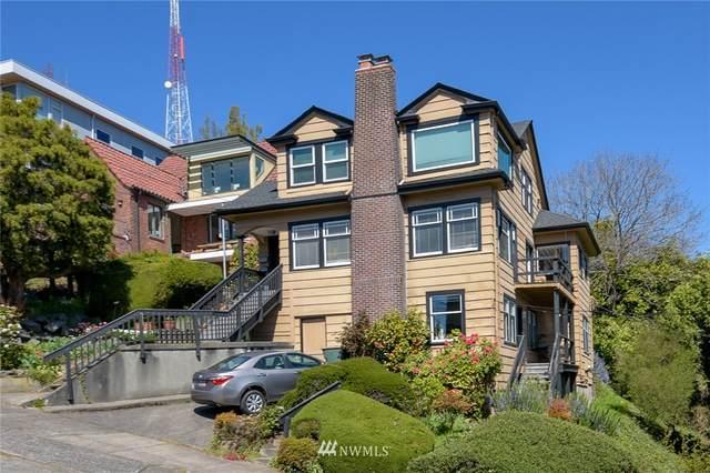 402 Highland Drive, Seattle, WA 98109 (#1772240) :: The Snow Group