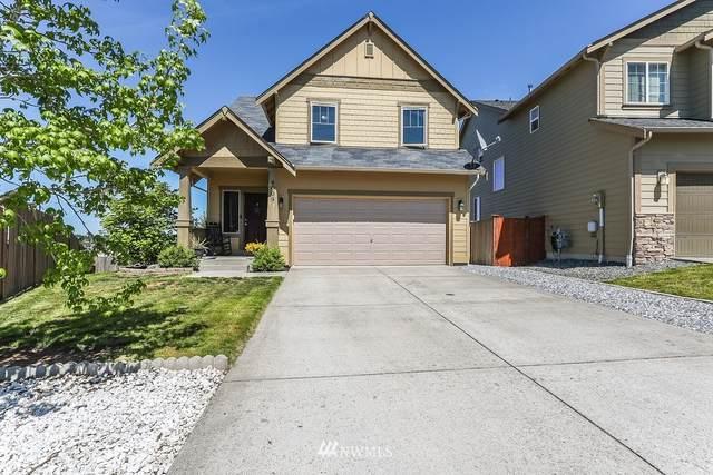 4009 202nd Street E, Spanaway, WA 98387 (#1772285) :: McAuley Homes