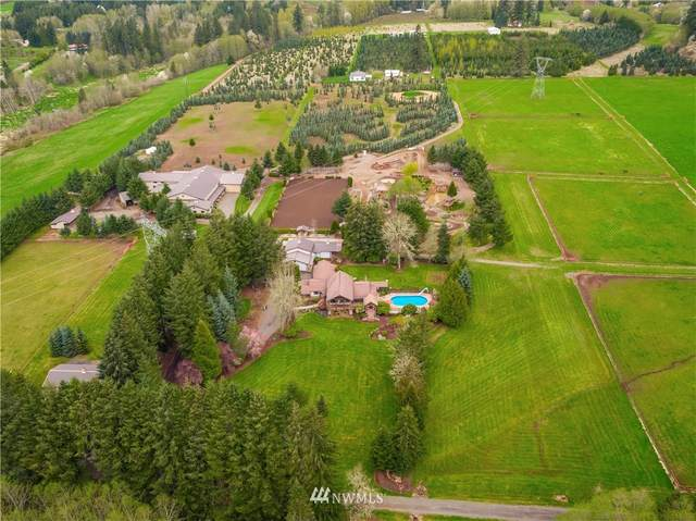131 Crater View Drive, Silver Creek, WA 98585 (#1772312) :: Front Street Realty