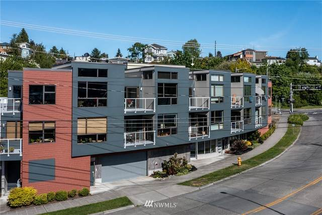 6006 Seaview Avenue NW G, Seattle, WA 98107 (#1772319) :: Better Properties Real Estate
