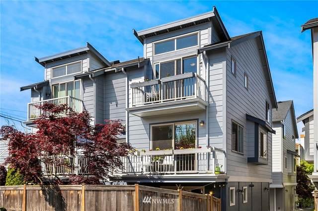 3910 California Avenue SW A, Seattle, WA 98116 (#1772359) :: McAuley Homes