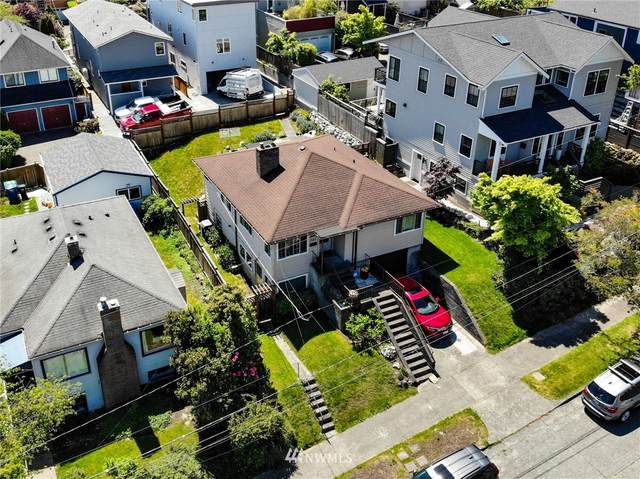 345 N 78th Street, Seattle, WA 98103 (#1772365) :: Pickett Street Properties