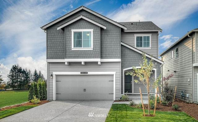 10713 31st Street NE A203, Lake Stevens, WA 98258 (#1772366) :: The Torset Group