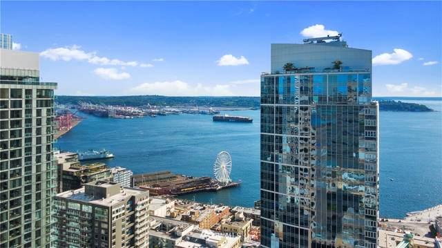 1521 2nd Avenue #2902, Seattle, WA 98101 (MLS #1772423) :: Community Real Estate Group