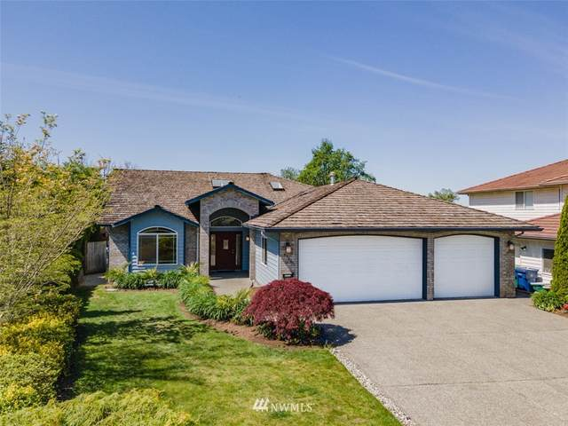 4308 144th Place SE, Snohomish, WA 98296 (#1772428) :: The Snow Group