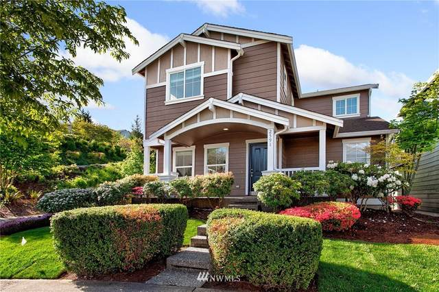 2591 NE Ivy Way, Issaquah, WA 98029 (MLS #1772476) :: Community Real Estate Group
