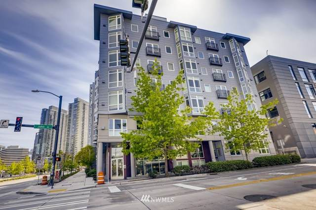 699 John Street #711, Seattle, WA 98109 (#1772495) :: The Snow Group