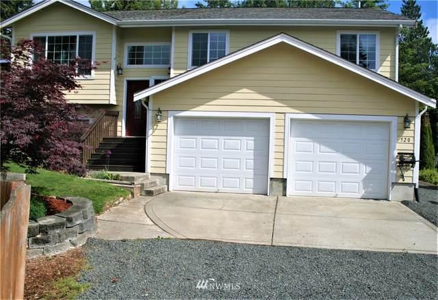 520 Flower Meadows Street, Port Orchard, WA 98366 (#1772496) :: Keller Williams Western Realty