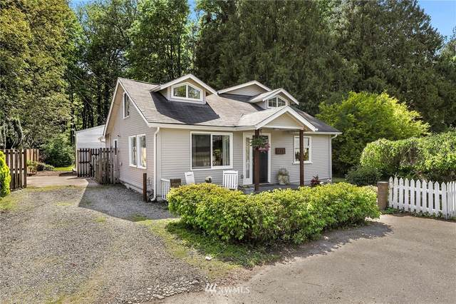 239 W Park Street, North Bend, WA 98045 (#1772508) :: Keller Williams Realty