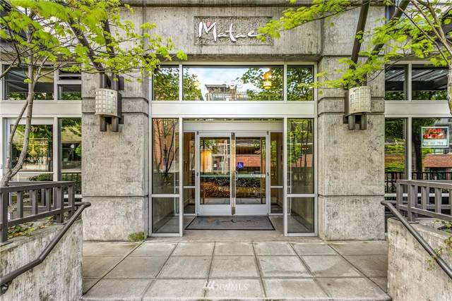 159 Denny Way #210, Seattle, WA 98121 (#1772576) :: McAuley Homes