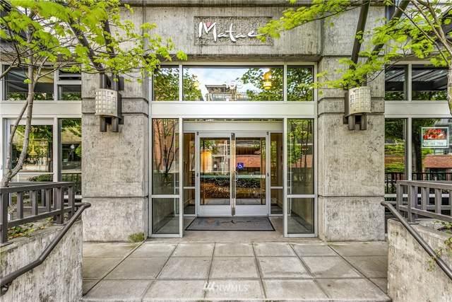 159 Denny Way #210, Seattle, WA 98121 (#1772576) :: Lucas Pinto Real Estate Group