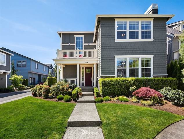 1016 Pine Crest Circle NE, Issaquah, WA 98029 (#1772624) :: The Torset Group