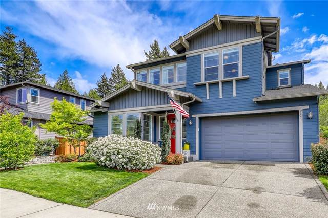 2441 NE Sunnymede Street, Poulsbo, WA 98370 (#1772637) :: Better Homes and Gardens Real Estate McKenzie Group