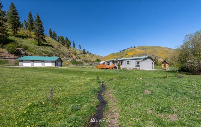 8995 Olalla Canyon Road, Cashmere, WA 98815 (#1772673) :: Northwest Home Team Realty, LLC
