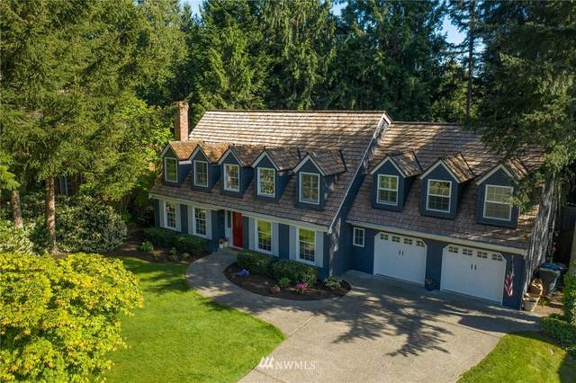 20621 NE 34th Place, Sammamish, WA 98704 (MLS #1772697) :: Community Real Estate Group