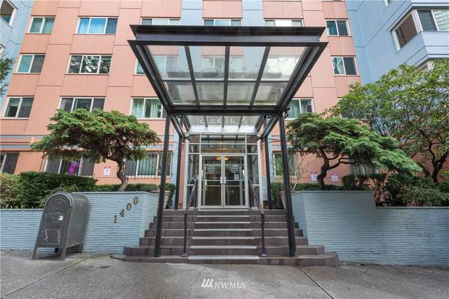 1400 Hubbell Place #1214, Seattle, WA 98101 (#1772718) :: Priority One Realty Inc.