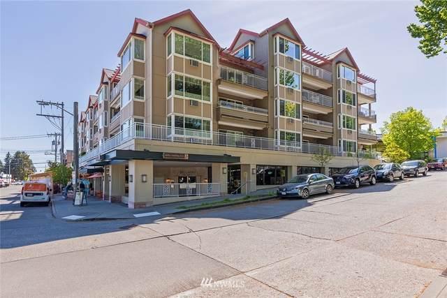 2425 33rd Avenue W #207, Seattle, WA 98199 (MLS #1772735) :: Community Real Estate Group