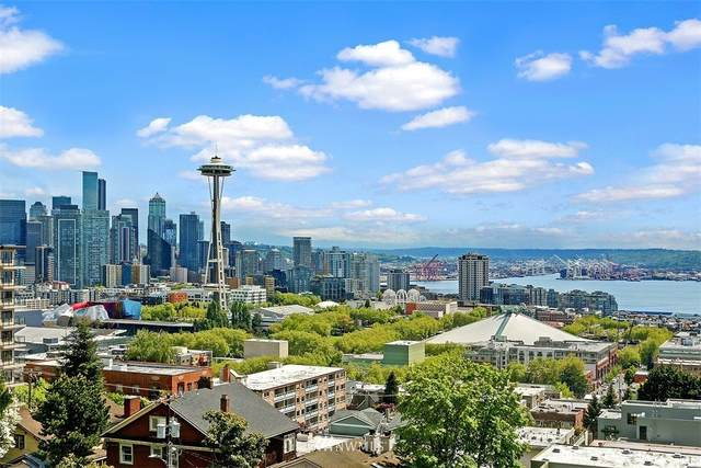 7 Highland Drive #504, Seattle, WA 98109 (#1772790) :: Front Street Realty